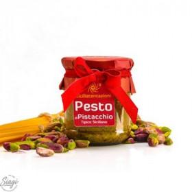 PESTO DE PISTACHE 90G SICILIA T.