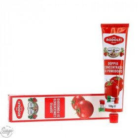 CONCENTRE TOMATE TUBE 130G