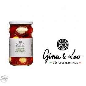 PIMENTS FROMAGE GINA&LEO 290G