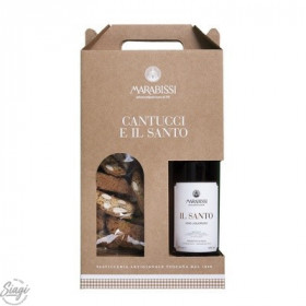 VINO SANTO 37.5CL+CANTUCCI 250G COFFRET