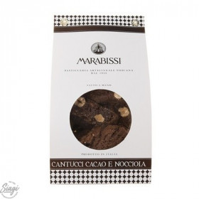 CANTUCCI CACAO NOISETTE MARABISSI 200GR