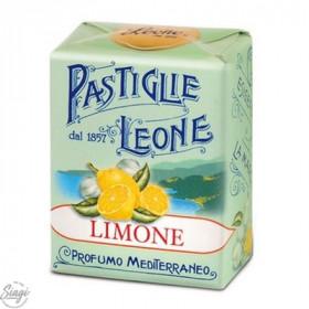 PASTILLES CARTON CITRON LEONE 30GR