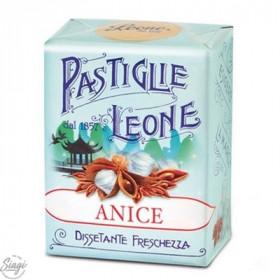 PASTILLES CARTON ANIS LEONE 30GR