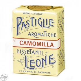 PASTILLES CARTON CAMOMILLE LEONE 30GR