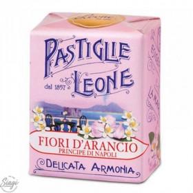 PASTILLES CARTON FLEUR D'ORANGER LEONE 30GR