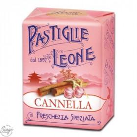 PASTILLES CARTON CANNELLE LEONE 30GR