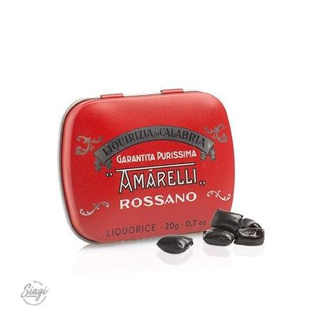REGLISSE ROSSA PURE 20G AMARELLI