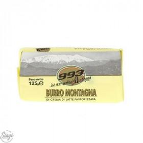 BEURRE DE MONTAGNE 125 G 993.IT