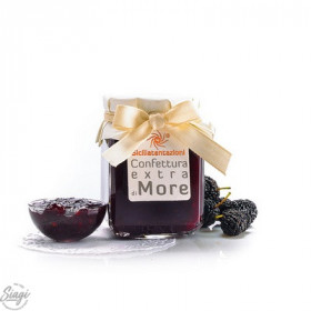 CONFITURE MURES 240G
