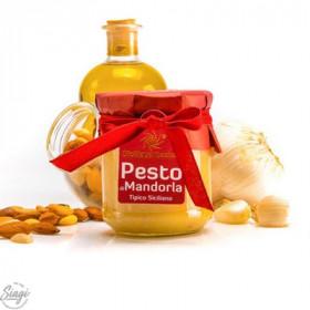 PESTO D'AMANDE 180 G SICILIA T.
