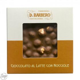 chocolat lait tartelette
