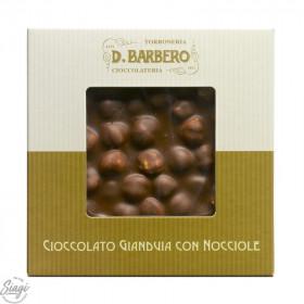 Chocolat gianguja tartelette