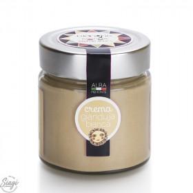 Crème gianduja blanche