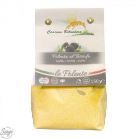 Polenta truffe