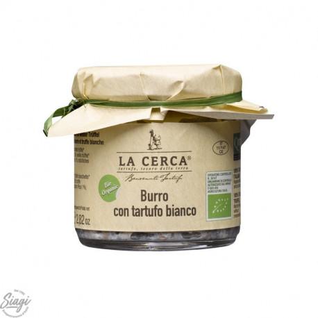 Beurre truffe blanche