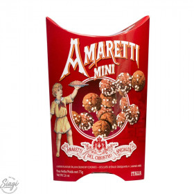 AMARETTI MINI CROQUANTS LAZZARONI 75G