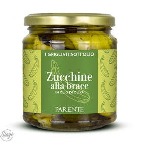COURGETTES GRILLEES PARENTE 280G