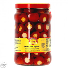 PIMENTS FROMAGE QUARTIROLO AOC 1.6KG