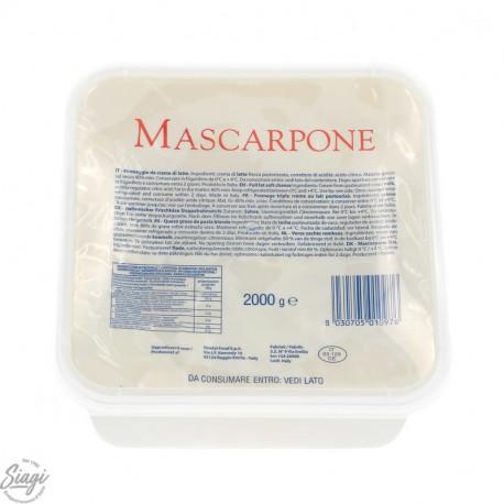 MASCARPONE COLOMBO 2 KG