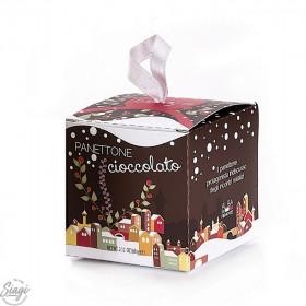 PANETTONE CHOCOLAT BOITE 60G B.LANGHE
