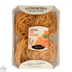 LINGUINE SAUMON TEMPORIN 250 G