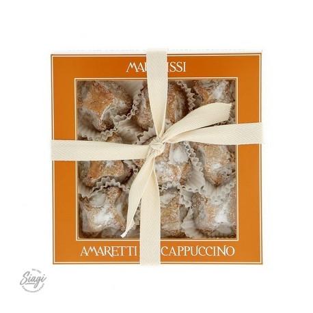 AMARETTI CAPPUCCINO COFFRET190 G MARABISSI