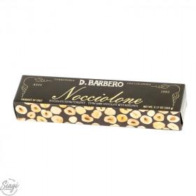 LINGOT CHOCO. NOIR NOISETTE BARBERO 260G