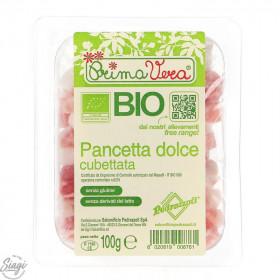 PANCETTA BIOLOGIQUE EN CUBES BQT 100 G
