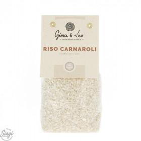RIZ CARNAROLI 500 G GINA & LEO