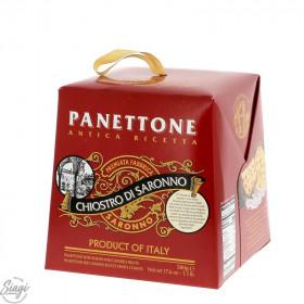 PANETTONE LAZZARONI 500G CARTON