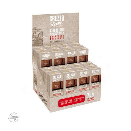 CHOCOLAT GREZZO MINI PRES.24 x 25 G