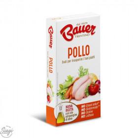 BOUILLON CUBE POULET 6*10 G BAUER