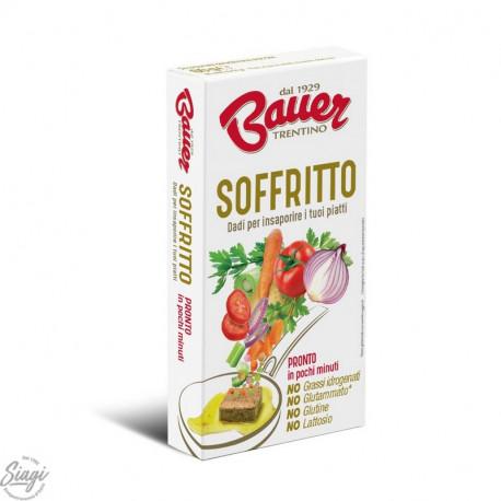 BOUILLON CUBE SOFFRITTO 6*10G BAUER