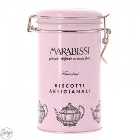 BISCUITS CARAMEL SALE BTE 200 G MARABISSI
