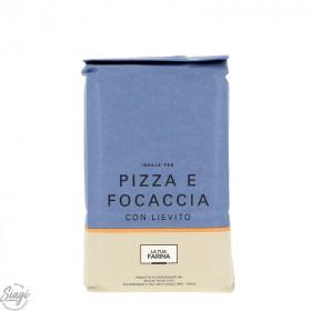 FARINE&LEVURE POUR PIZZA FOCCACIA