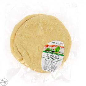 PIZZA BASES DE 28 CM EN SACHET DE 3