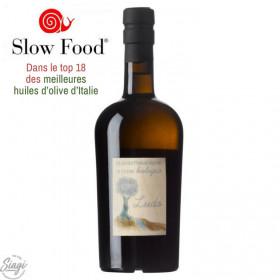 Huile d'olive taggiasche BIO