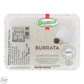 BURRATINA TRUFFE 2*125G GIOIELLA